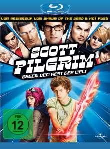 Scott Pilgrim gegen den Rest der Welt (Blu-ray), Blu-ray Disc