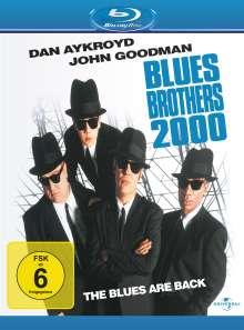 Blues Brothers 2000 (Blu-ray), Blu-ray Disc