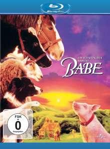 Ein Schweinchen namens Babe (Blu-ray), Blu-ray Disc
