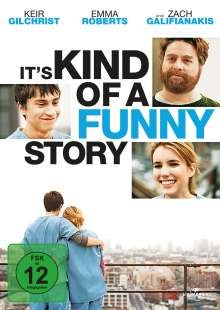 It's Kind Of A Funny Story, DVD