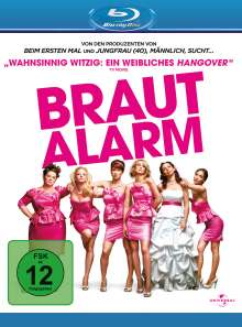 Brautalarm (Blu-ray), Blu-ray Disc