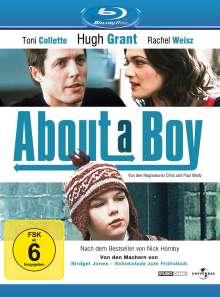 About a Boy (Blu-ray), Blu-ray Disc