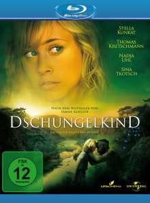 Dschungelkind (Blu-ray), Blu-ray Disc