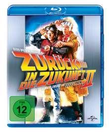 Zurück in die Zukunft II (Blu-ray), Blu-ray Disc