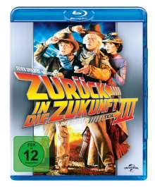 Zurück in die Zukunft III (Blu-ray), Blu-ray Disc