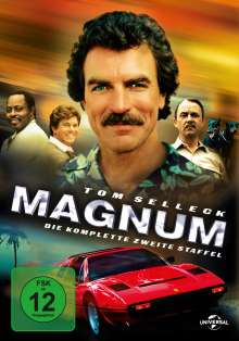 Magnum Staffel 2, 6 DVDs
