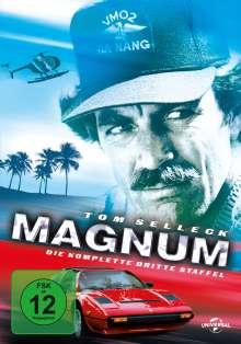 Magnum Staffel 3, 6 DVDs