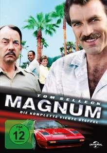 Magnum Staffel 4, 6 DVDs