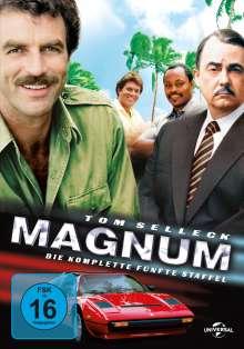 Magnum Staffel 5, 6 DVDs