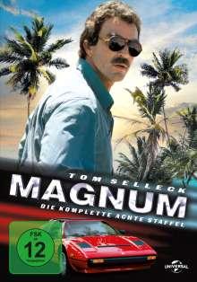 Magnum Staffel 8 (finale Staffel), 3 DVDs