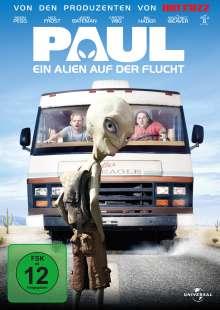 Paul - Ein Alien auf der Flucht, DVD