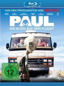 Paul - Ein Alien auf der Flucht (Blu-ray), Blu-ray Disc