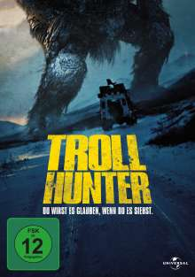 Troll Hunter, DVD
