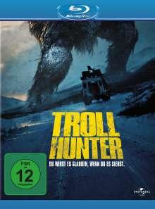 Troll Hunter (Blu-ray), Blu-ray Disc