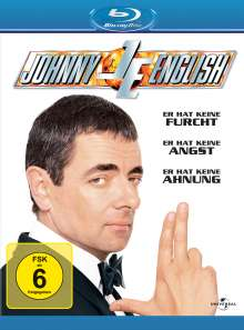 Johnny English (Blu-ray), Blu-ray Disc