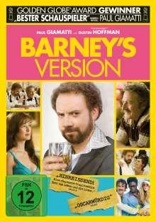 Barney's Version, DVD