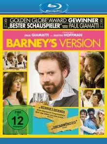 Barney's Version (Blu-ray), Blu-ray Disc
