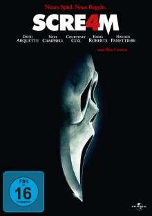 Scream 4, DVD
