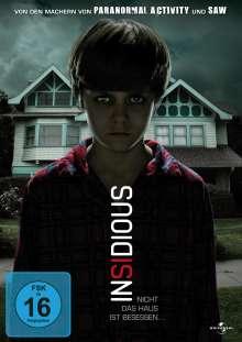 Insidious, DVD