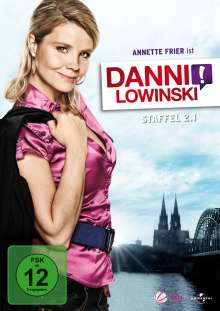 Danni Lowinski Staffel 2 Box 1, 2 DVDs