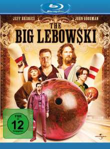 The Big Lebowski (Blu-ray), Blu-ray Disc