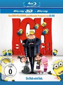Ich - Einfach unverbesserlich (3D & 2D Blu-ray), 2 Blu-ray Discs