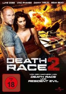 Death Race 2, DVD