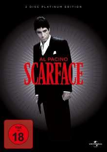 Scarface (1982) (Platinum Edition), 2 DVDs