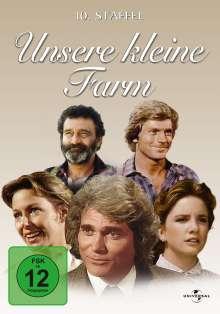 Unsere kleine Farm Season 10, 3 DVDs