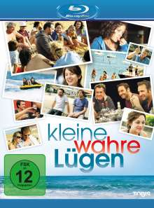 Kleine wahre Lügen (Blu-ray), Blu-ray Disc
