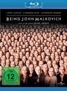 Being John Malkovich (Blu-ray), Blu-ray Disc
