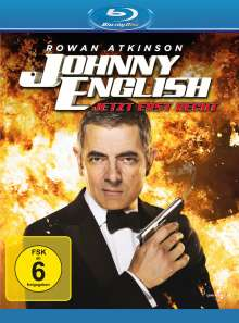 Johnny English - Jetzt erst recht! (Blu-ray), Blu-ray Disc
