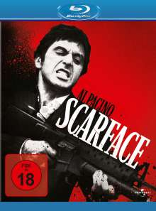 Scarface (1982) (Blu-ray), Blu-ray Disc