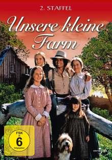 Unsere kleine Farm Season 2, 6 DVDs