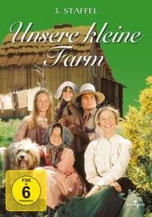 Unsere kleine Farm Season 3, 6 DVDs