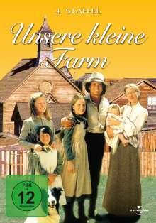 Unsere kleine Farm Season 4, 6 DVDs