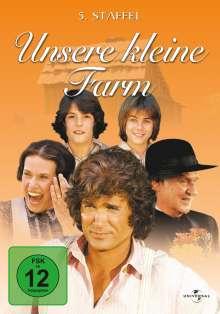 Unsere kleine Farm Season 5, 6 DVDs