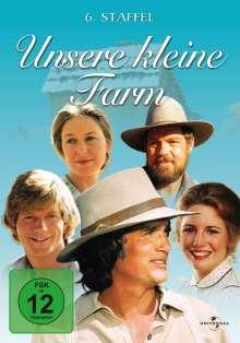 Unsere kleine Farm Season 6, 6 DVDs