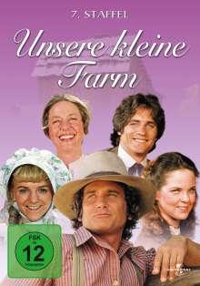 Unsere kleine Farm Season 7, 6 DVDs
