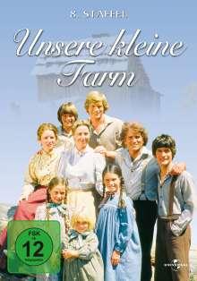 Unsere kleine Farm Season 8, 6 DVDs