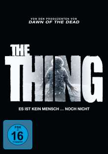 The Thing (2011), DVD