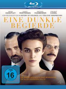 Eine dunkle Begierde (Blu-ray), Blu-ray Disc