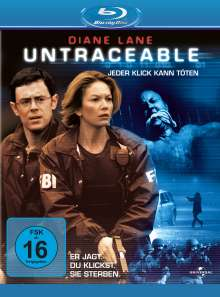 Untraceable (Blu-ray), Blu-ray Disc