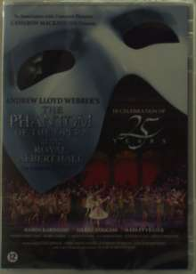Andrew Lloyd Webber (geb. 1948): Musical: Phantom Of The Opera At The..., DVD