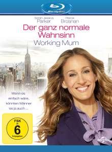 Der ganz normale Wahnsinn - Working Mum (Blu-ray), Blu-ray Disc