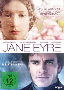 Jane Eyre (2011), DVD