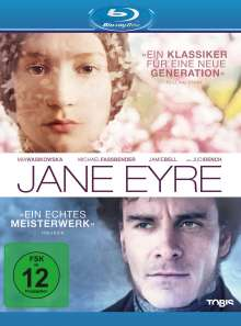 Jane Eyre (2011) (Blu-ray), Blu-ray Disc