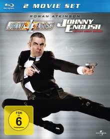 Johnny English 1 & 2 (Blu-ray), 2 Blu-ray Discs