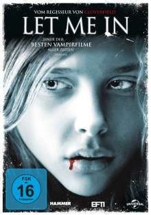 Let Me In, DVD