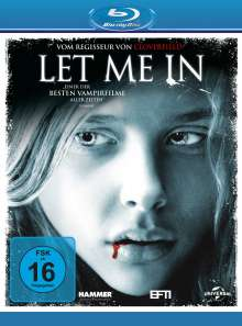 Let Me In (Blu-ray), Blu-ray Disc